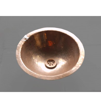 image: lavabo cobre arabe