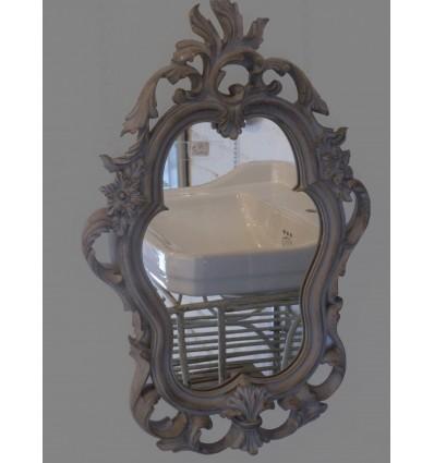 image: espejo resina  gris