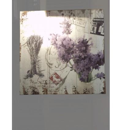 image: cuadro lavanda arco triunfo