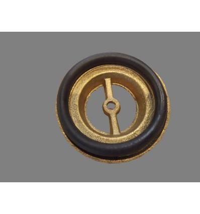 image: suplemento adaptador sifon en laton
