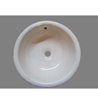 image: Lavabo cerámica grande