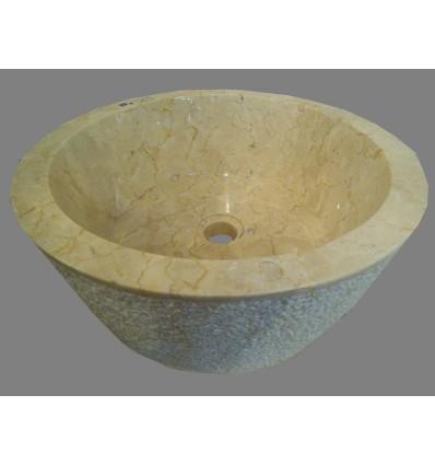 image: Lavabo mármol arena mod 1