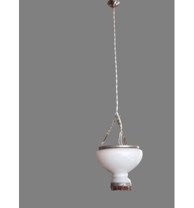 image: Lámpara antigua cristal