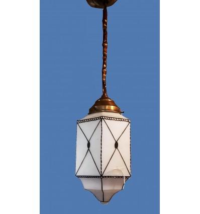 LAMPARA CRISTAL OPAL