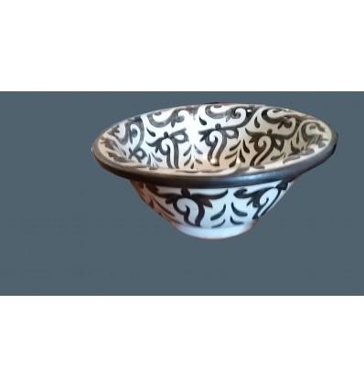 lavabo ceramica amebas