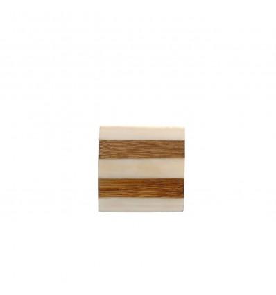 tirador hueso madera