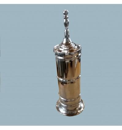 image: escobillero aro en plata o latòn
