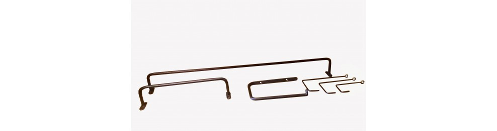 accesorios laton y hierro  modernos